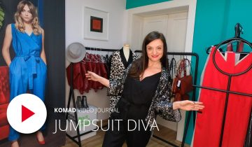 Jumpsuit DIVA is my favourite KOMAD